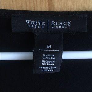 White House Black Market LBS (little black shirt)